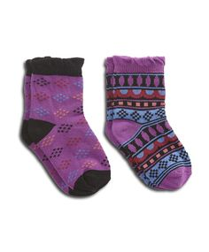 PACT ORGANIC - Baby Socks 12-24 Months