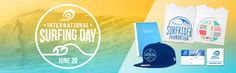 Surfrider Foundation's New Era Cap for International Surfing Day 2016 UNAVAILABLE for purchase - so a miracle if you find someone selling theirs or you've got contacts at SF or New Era