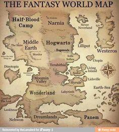 I live everywhere