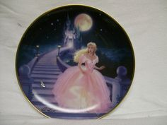 Your place to buy and sell all things handmade Franklin Mint, Vintage Plates, Glass Slipper, Ceramic Plates, The Collector, Cinderella, Tea Cups, Porcelain, Crystals