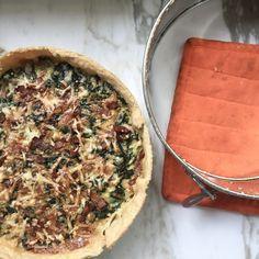 """Torta Rustica """"egg pie"""" recipe"""