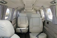 Cessna O2/337 Skymaster Interior