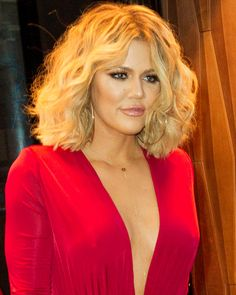 7 Ways to Style Your Bob, Brought to You by Khloé Kardashian | People