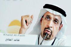 الفالح: لا تأثير للقضايا مع قطر على اتفاق منتجي النفط - http://www.albiladdaily.com/%d8%a7%d9%84%d9%81%d8%a7%d9%84%d8%ad-%d9%84%d8%a7-%d8%aa%d8%a3%d8%ab%d9%8a%d8%b1-%d9%84%d9%84%d9%82%d8%b6%d8%a7%d9%8a%d8%a7-%d9%85%d8%b9-%d9%82%d8%b7%d8%b1-%d8%b9%d9%84%d9%89-%d8%a7%d8%aa%d9%81%d8%a7/  #النفط, #قطر #صحيفة_البلاد