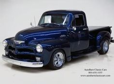 For Sale: 1954 Chevrolet 3100 Pickup Truck | OldRide.com If only I had won the lottery! What a beaut!