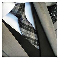 Men's formalwear - shades grey