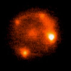 Rare discovery allows astronomers to more precisely measure the rate at which the universe is expanding.