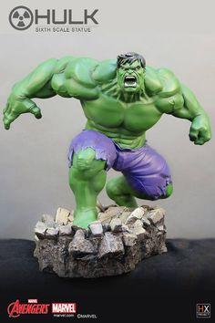 Details On HM Project Avengers Assemble – Hulk Figure Hulk Marvel, Hulk Comic, Marvel Comics Superheroes, Hulk Avengers, Marvel Heroes, Marvel Characters, Ms Marvel, Disney Marvel, Marvel Art
