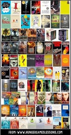 Books every teen should read