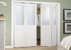Folding Closet Doors Accordion Doors Closet Ideas Modern Bedroom Ideas