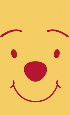 Winnie the Pooh - cute #bigface iPhone wallpaper @mobile9