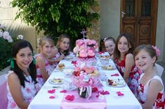 Image result for afternoon tea party ideas for tweens