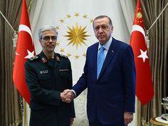Turquía aumenta la cooperación con Irán