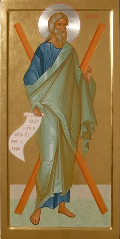 St Andrew the First-Called - Holy Apostle