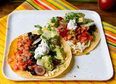 Fun Vegan Tacos and Mexican Fiesta Recipes.