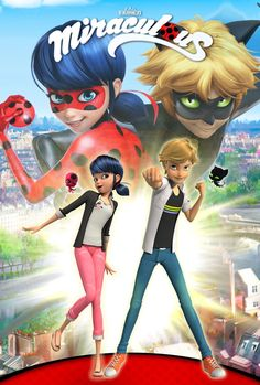 Miraculous: Tales Of Ladybug And Cat Noir (Miraculous, Tales Of Lady Bug & Cat Noir) – Paperback Ladybug E Catnoir, Ladybug Und Cat Noir, Ladybug Comics, Miraculous Ladybug Wallpaper, Miraculous Ladybug Anime, Lady Bug, Tikki Y Plagg, Les Miraculous, Adrien Agreste