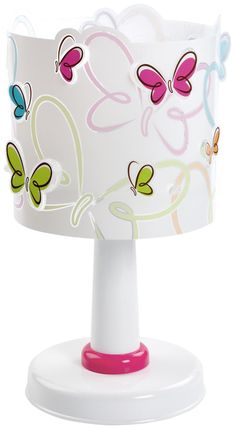 Butterfly, table lamp by Dalber. Made in Sunny Spain Lighting. Made of safety plastic for your kids´s room. Main Colors, All The Colors, Kids Desk Lamp, Boy Room, Kids Room, Led Ceiling Lamp, Wall Lights, Ceiling Lights, Fashion Room