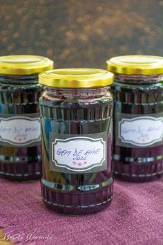 Dulceaţă de afine – aromată și parfumată