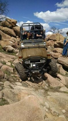 FJ40 Land Cruiser - Chris Tolleson - Land Cruiser Roundup