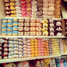 The #Disney store in #shibuya #japan had so many different #tsumtsum I regret not getting the #cheshirecat #japantrip #japantravel #tokyo #disneyjapan #disney #disneystore #cuteshop #kawaiistore #Mickey #minnie #chipanddale #Pluto #winniethepooh #tiger #piglet #frozentsumtsum #aliceinwonderland #alicetsumtsum #olaf #elsa #anna by tobi2moodring