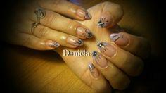 Daniela Nail - refill nagel Mit Swarovski