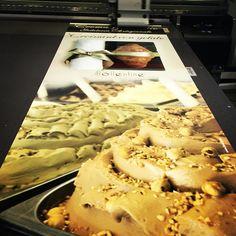 Work in progress... Stampa su alluminio - dbond printing- food advertising. #acquiterme #pubblicità #printingdifferent #stampafotografica #stampasudbond #lizeaprinting