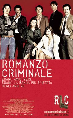 Romanzo Criminale - Michele Placido (2005)