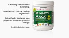 """Attention all of you Mighty Maca lovers!  We just changed the name of Mighty Maca to Mighty Maca PLUS...  We felt the """"Plus"""" was a better way for us to communicate the incredible array of powerful ingredients contained in Mighty Maca!  Please be assured that the ingredients have not changed!  Why change the perfect superfoods blend?"""