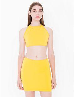 Ponte Mini Skirt - Limited Edition