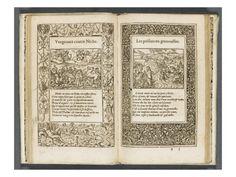 Les Métamorphoses d'Ovide - Musée national de la Renaissance (Ecouen)