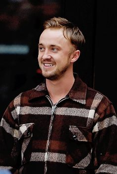 Tom Felton seen out in Soho on April 2015 in New York, New York Draco And Hermione, Draco Harry Potter, Harry Potter Actors, Tom Felton, Thomas Andrews, Draco Malfoy Aesthetic, Dramione, British Actors, Gorgeous Men