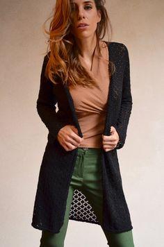 Casaco preto - Comprar em Trippin_Style