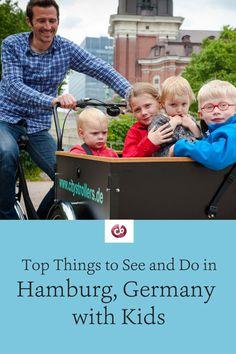 Exploring Hamburg, Germany with Kids