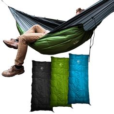 HENNESSY HAMMOCK EXPEDITON ASYM ZIP TACTICAL OUTDOOR LIGHTWEIGHT MILITARY
