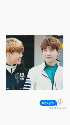 BTS / Jimin + Yoongi | YoonMin / Lockscreen