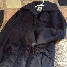 Beautiful Black Coat