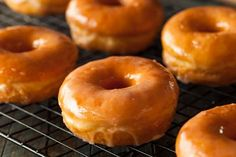 Low Carb Baked Glazed Donuts Keto Recipe