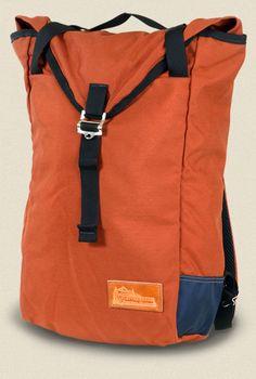 Kletterwerk Market Bag – Rust