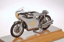 """Model of a Motorbike by Simon Coldicott"""