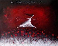 В търсене на любовта - прекрасни илюстрации Art Graphique, Heart Art, Beautiful Paintings, Female Art, Illustrations Posters, Amanda, Illustration Art, Artwork, Pure Beauty
