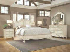 30 Inspiration Image of White Bedroom Set Furniture . White Bedroom Set Furniture American Woodcrafters Chateau Collection Sleigh Bedroom Set In White Sleigh Bedroom Set, White Bedroom Set, King Bedroom Sets, Master Bedroom, Queen Bedroom, Ikea Bedroom, Bedroom Decor, Master Suite, Peach Bedroom