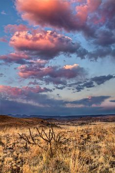 West Texas Sunset by Rural Shooter, via Flickr