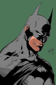 Batman x Geoff Perrine
