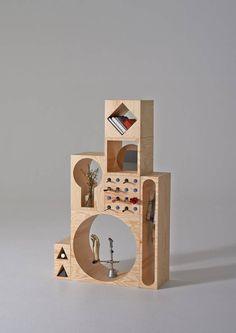 Коллекция ROOM от дизайнеров Erik Olovsson и Kyuhyung Cho