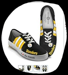 Steeler Sneakers