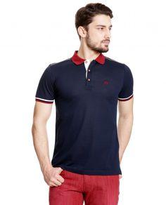 Karaca Erkek T-Shirt - Lacivert #mensfashion #tshirt #karaca #ciftgeyikkaraca www.karaca.com.tr