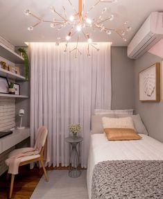 Room Design Bedroom, Girl Bedroom Designs, Room Ideas Bedroom, Home Room Design, Small Room Bedroom, Home Decor Bedroom, Small Room Design, Cute Room Decor, Aesthetic Room Decor