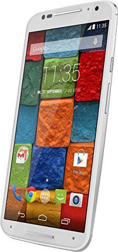 """Motorola Moto X - Smartphone libre Android (pantalla 5.2"""", cámara 13 Mp, 32 GB, 2 GB RAM), marrón (importado)"""