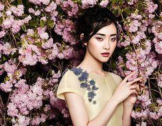 Phuong My SS14: Season of Bloom