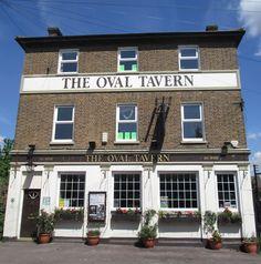 The Oval Tavern Croydon London, England, Garage Doors, Outdoor Decor, House, Home Decor, Decoration Home, Home, Room Decor